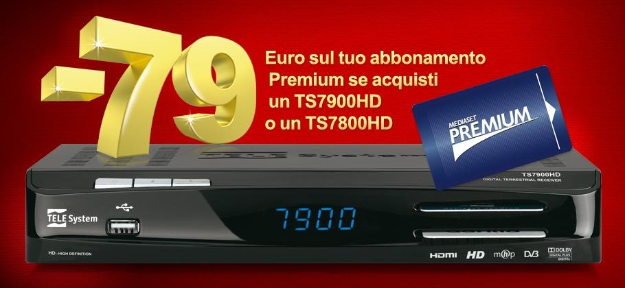 -79 euro Mediaset Premium